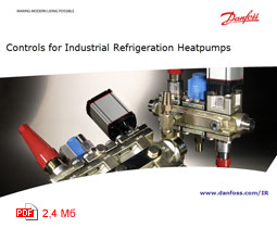 Controls for Industrial Refrigeration Heat pumps...